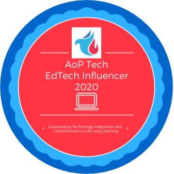 2020 Tech Influencer Award